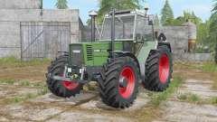 Fendt Favorit 615 LSA Turbomatik E washable для Farming Simulator 2017