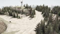 Rocrunners Mud Park для MudRunner