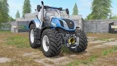 New Holland T7-series Heavy Duty для Farming Simulator 2017