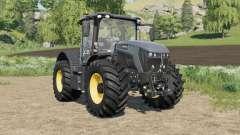 JCB Fastrac 4220 added colour choice to body для Farming Simulator 2017
