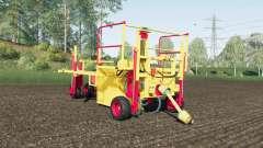 Damcon PL-75 sixty tree saplings pallets для Farming Simulator 2017