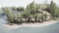 Coastal Green Hills для MudRunner
