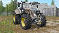 Fendt 900 Vario with full color selection для Farming Simulator 2017