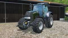 Case IH Puma 160 CVX Black Edition для Farming Simulator 2015