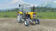 Ursus C-330 with front loader для Farming Simulator 2013