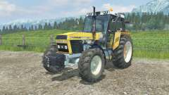Ursus 1614 MoreRealistic для Farming Simulator 2013