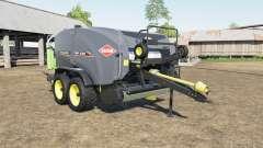 Kuhn FBP 3135 with three-color choice для Farming Simulator 2017