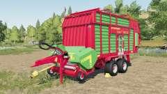 Strautmann Zelon CFS DO для Farming Simulator 2017