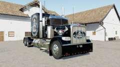 Peterbilt 388 CSM Trucking Custom для Farming Simulator 2017
