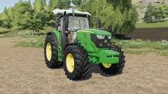 John Deere 6M-series with N-Sensor для Farming Simulator 2017