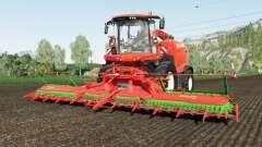 Krone BiG X 1180 multicoloɽ для Farming Simulator 2017