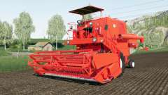 Bizon Super Z056 improved wheel для Farming Simulator 2017