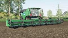 New Holland CR10.90 added Michelin&Mitas tires для Farming Simulator 2017