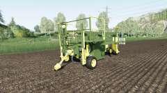 Damcon PL-75 faster planting speed для Farming Simulator 2017