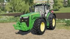 John Deere 8R-series VE для Farming Simulator 2017