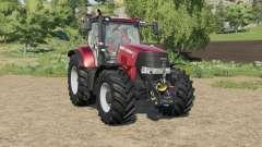 Case IH Puma CVX Metallic red для Farming Simulator 2017