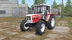 Steyr 8090A Turbo для Farming Simulator 2017