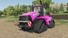 Case IH Steiger Quadtrac in color pink для Farming Simulator 2017