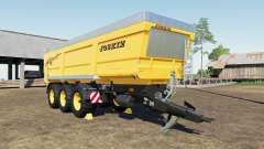 Joskin Trans-Space 8000-27 TRC150 color choice для Farming Simulator 2017