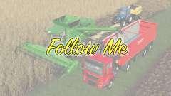 Follow Me v1.6.0.29 для Farming Simulator 2017
