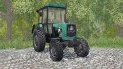 ЮМЗ-8240 бирюзовый для Farming Simulator 2015