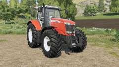 Massey Ferguson 7700 multicolor для Farming Simulator 2017