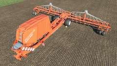 Amazone Condor 15001 multicolor для Farming Simulator 2017