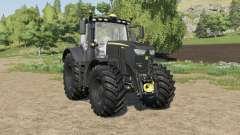 John Deere 6R-series Black Edition для Farming Simulator 2017