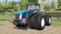 New Holland T9-series engine options для Farming Simulator 2017