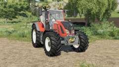 Fendt 700 Vario added colour choice для Farming Simulator 2017
