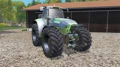 Deutz-Fahr Agrotron X 720 graphic improvements для Farming Simulator 2015