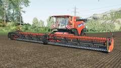 New Holland CR10.90 multicolꝍᶉ для Farming Simulator 2017