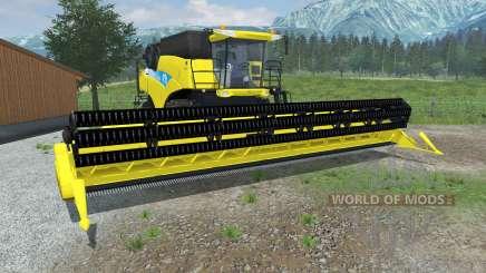 New Holland CR9090 multifruiƭ для Farming Simulator 2013