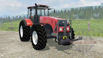 МТЗ-3022 Беларус для Farming Simulator 2013