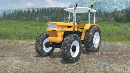 Fiat 640 DTH accensione manuale для Farming Simulator 2013