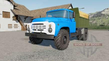 ЗиЛ-ММЗ-4502 1988 для Farming Simulator 2017