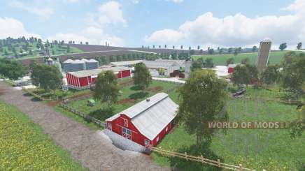 Midtown для Farming Simulator 2015