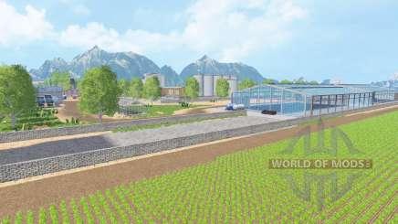 Comme En Alabama для Farming Simulator 2015