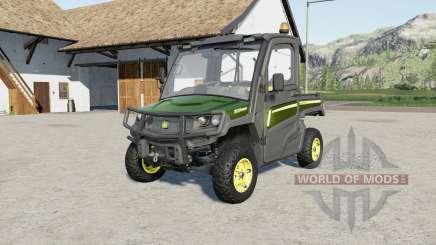 John Deere XUV865M metallic для Farming Simulator 2017