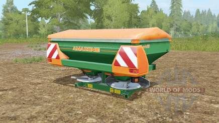 Amazone ZA-M 1001 для Farming Simulator 2017