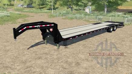 PJ Trailers L3 40ft для Farming Simulator 2017