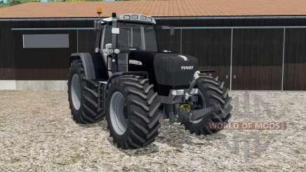 Fendt 930 Vario TMS tiefschwarz для Farming Simulator 2015