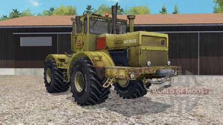 Кировец К-700А анимированные шланги гидравлики для Farming Simulator 2015