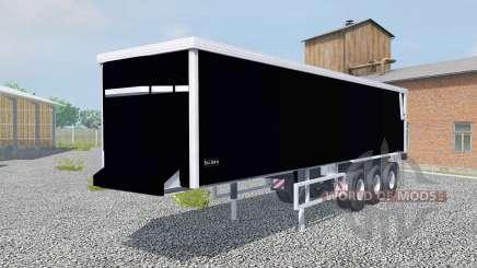 Kroger Agroliner SRB3-35 & Siga Duo для Farming Simulator 2013