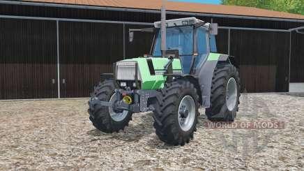 Deutz-Fahr AgroStar 6.61 FL console для Farming Simulator 2015