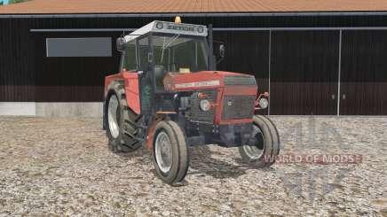Zetor 8111 dirt для Farming Simulator 2015