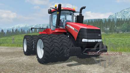 Case IH Steiger 500 triples row crop для Farming Simulator 2013
