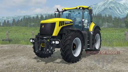 JCB Fastrac 8310 MoreRealistic для Farming Simulator 2013