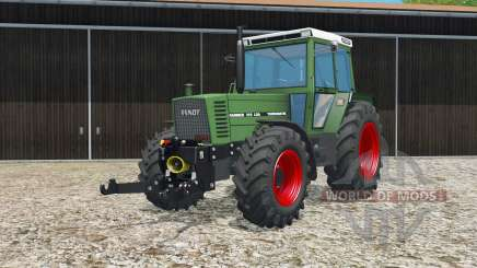 Fendt Farmer 310 LSA Turbomatik fruit salad для Farming Simulator 2015