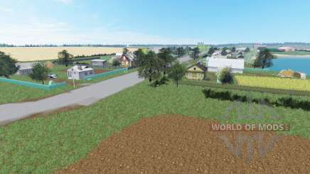 Тарасово v4.1.1 для Farming Simulator 2015